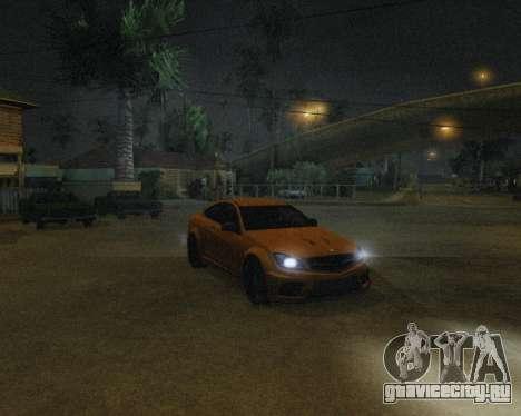 ENB by Robert v8.3 для GTA San Andreas пятый скриншот
