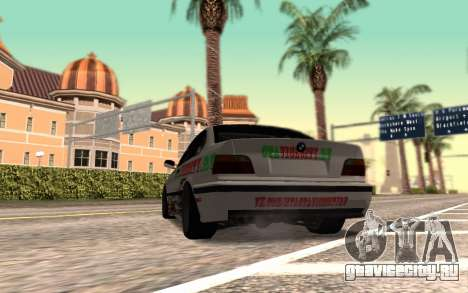 BMW M3 E36 VCDT для GTA San Andreas
