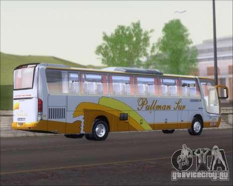 Busscar Vissta Buss LO Pullman Sur для GTA San Andreas вид справа