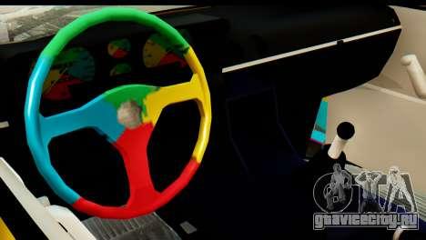 Opel Manta для GTA San Andreas вид справа