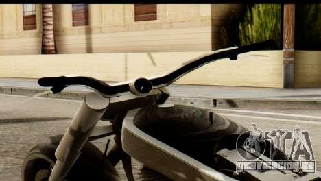 Innovation GTA 5 для GTA San Andreas вид сзади слева