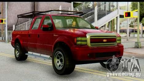 GTA 5 Vapid Sadler IVF для GTA San Andreas