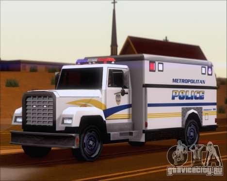 Enforcer Metropolitan Police для GTA San Andreas