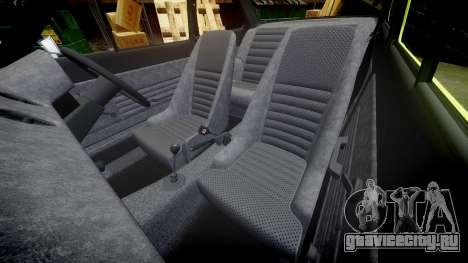 Ford Escort RS1600 PJ48 для GTA 4 вид сбоку