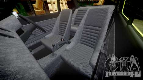 Ford Escort RS1600 PJ62 для GTA 4