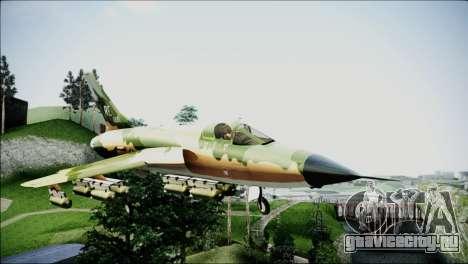 F-105 Thunderchief Polish Glider для GTA San Andreas