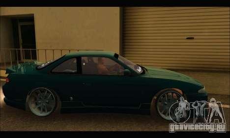 Nissan S14 Zenki Stance International для GTA San Andreas