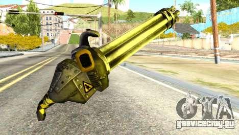 Minigun from Redneck Kentucky для GTA San Andreas второй скриншот