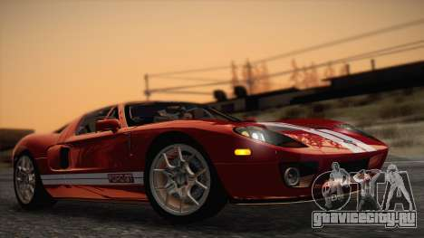 PhotoGraphic 1 для GTA San Andreas шестой скриншот