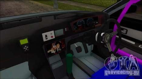 Toyota Chaser Tourer V для GTA San Andreas вид справа
