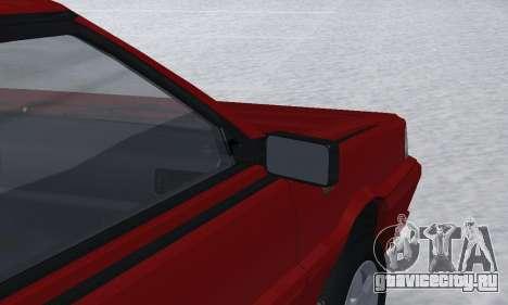 Daewoo FSO Polonez P-120 Concept 1998 для GTA San Andreas колёса