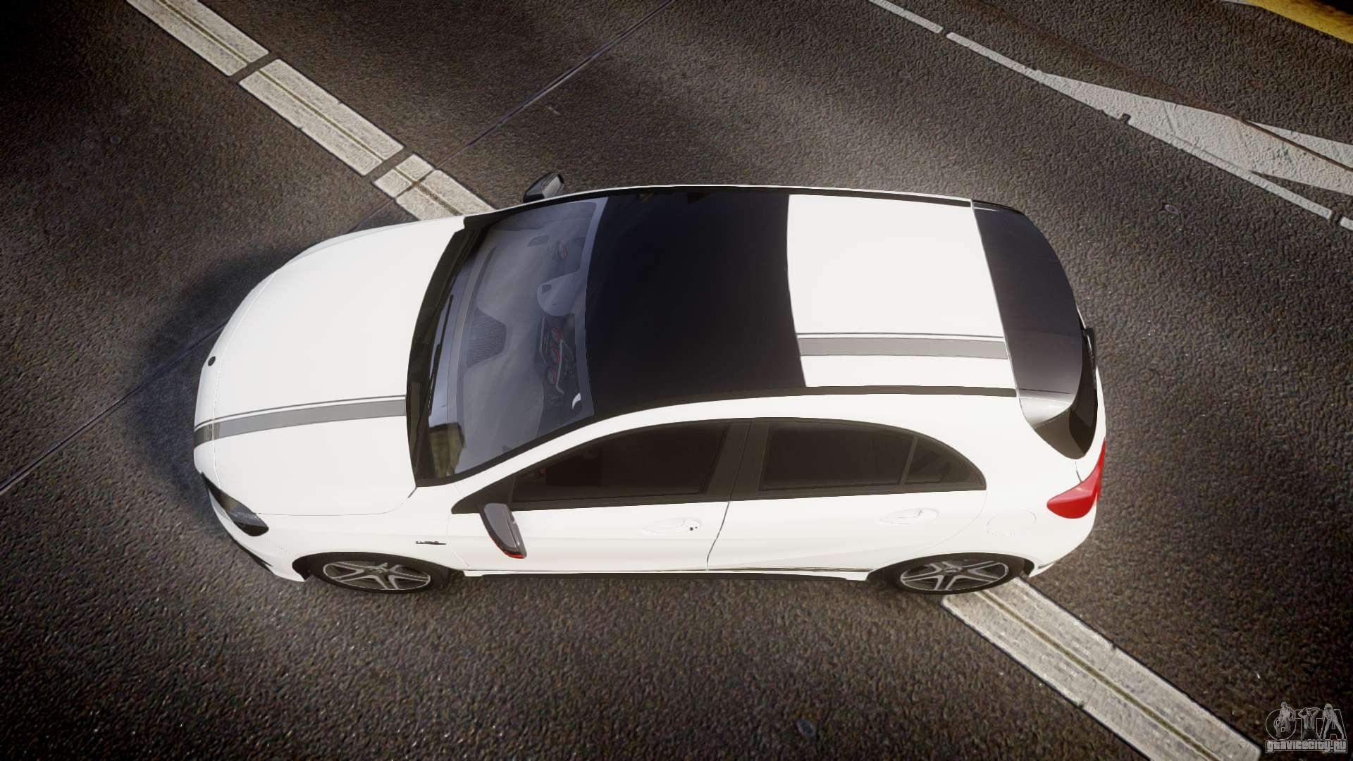 Mersedes Benz A45 Amg Pjs1 для Gta 4