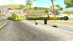 Rocket Launcher from GTA 5