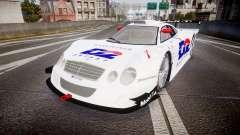 Mercedes-Benz CLK LM 1998 PJ1