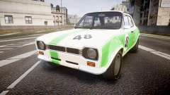 Ford Escort RS1600 PJ48 для GTA 4