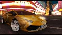 Lamborghini Huracan LB Solar