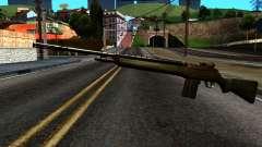 New Rifle для GTA San Andreas