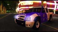 Chevrolet S-10 Policia de Santa Fe