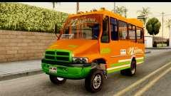 Dodge Ram Microbus