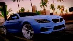 BMW M6 купе для GTA San Andreas
