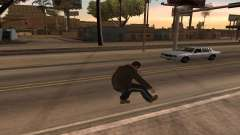 Анимации из GTA 4