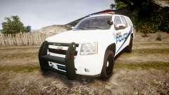 Chevrolet Tahoe 2010 LCPD [ELS] для GTA 4