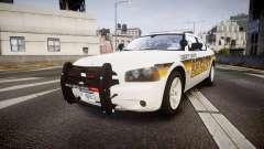 Dodge Charger 2006 Sheriff Liberty [ELS] для GTA 4