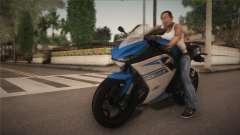 Kawasaki Ninja ZX25R для GTA San Andreas