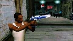 Blue Dragon Deagle для GTA San Andreas