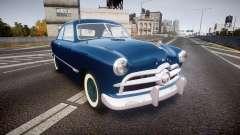Ford Custom Club 1949