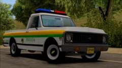 Chevrolet C10 1972 Policia
