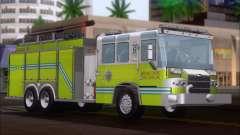 Pierce Quantum Miami Dade FD Tanker 6