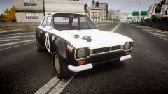 Ford Escort RS1600 PJ14 для GTA 4