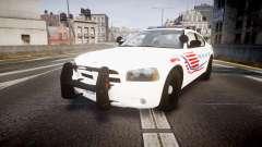 Dodge Charger Metropolitan Police [ELS]