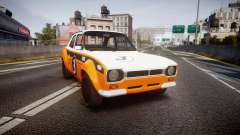 Ford Escort RS1600 PJ3 для GTA 4