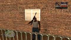 C-HUD Politra для GTA San Andreas