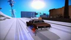 ENBSeries Wade Coronos для GTA San Andreas