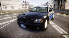 Dodge Charger 2006 LCPD CHGR v2.0L [ELS] для GTA 4