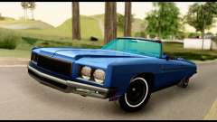 Chevy Caprice 1975 Beta v3 для GTA San Andreas