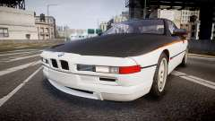BMW E31 850CSi 1995 [EPM] Carbon для GTA 4