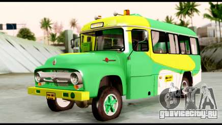 Ford Bus 1956 для GTA San Andreas