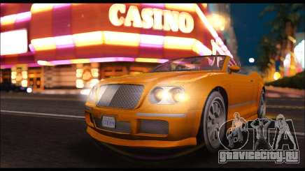 Enus Cognoscenti Cabrio (GTA V) (IVF) для GTA San Andreas
