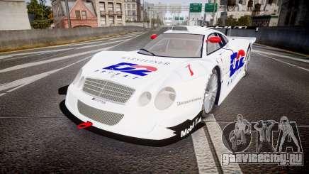 Mercedes-Benz CLK LM 1998 PJ1 для GTA 4