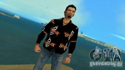 Slipknot 666 Shirt для GTA Vice City