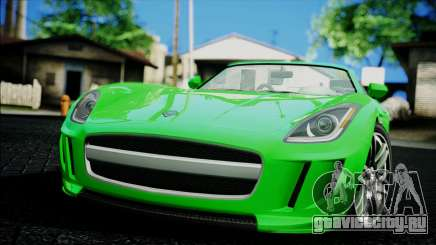 Benefactor Surano для GTA San Andreas