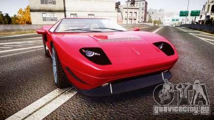 Vapid Bullet 2015 Facelift для GTA 4