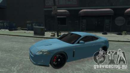 Jaguar XK v.2.0 для GTA 4