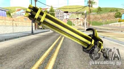 Minigun from Redneck Kentucky для GTA San Andreas