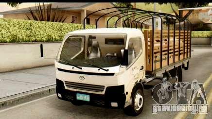Toyota Dyna Truck Hog Dealer для GTA San Andreas