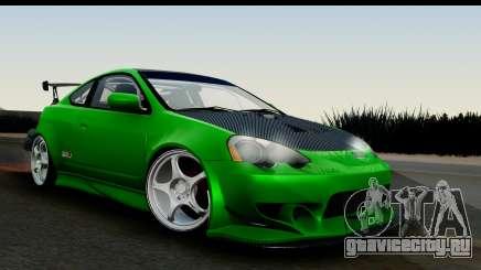 Honda Integra Type R Time Attack IVF для GTA San Andreas